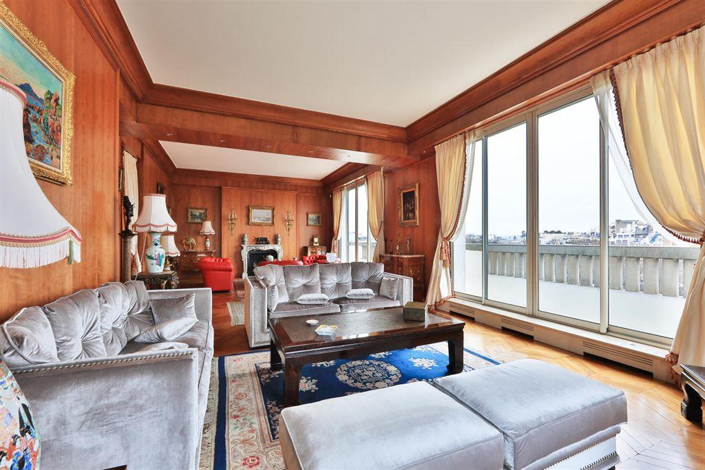 apartments for sale in paris 16