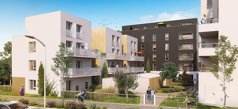Fransa da mulhouse satilik daireler